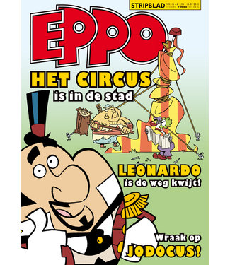 Eppo Stripblad 2010 - Eppo 14