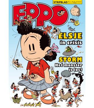 Eppo Stripblad 2010 - Eppo 11