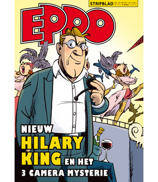 Eppo Stripblad 2011 - Eppo 26