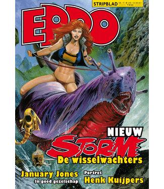 Eppo Stripblad 2011 - Eppo 17