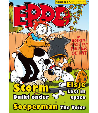 Eppo Stripblad 2011 - Eppo 22