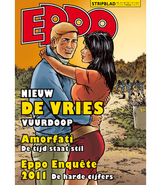 Eppo Stripblad 2011 - Eppo 23