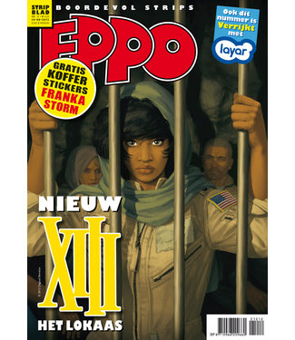Eppo Stripblad 2012 - Eppo 12