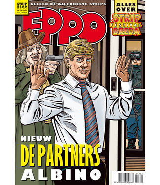 Eppo Stripblad 2013 - Eppo 21