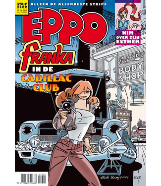Eppo Stripblad 2013 - Eppo 22