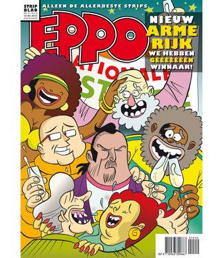 Eppo Stripblad 2015 - Eppo 10
