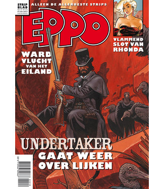 Eppo Stripblad 2015 - Eppo 19