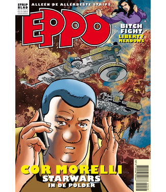Eppo Stripblad 2015 - Eppo 23