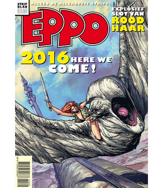 Eppo Stripblad 2015 - Eppo 26