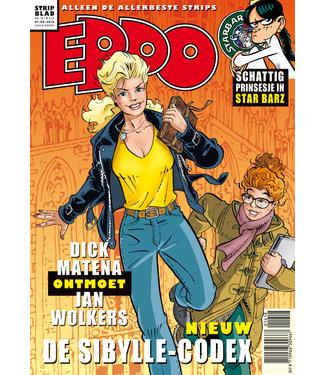 Eppo Stripblad 2016 - Eppo 18