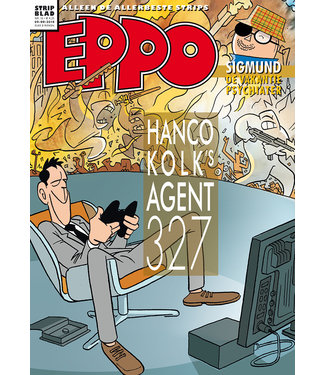 Eppo Stripblad 2018 - Eppo 16