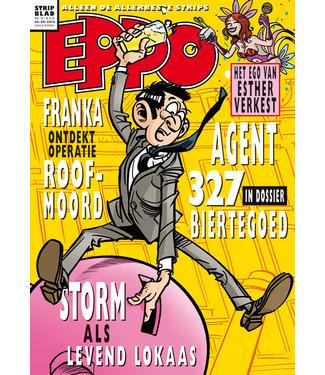 Eppo Stripblad 2018 - Eppo 18