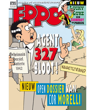 Eppo Stripblad 2018 - Eppo 20
