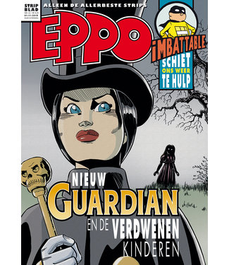 Eppo Stripblad 2018 - Eppo 22