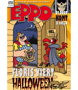 Eppo Stripblad 2019 - Eppo 21