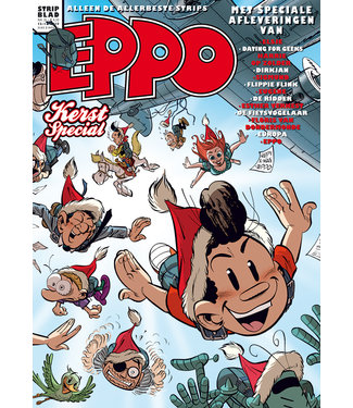 Eppo Stripblad 2019 - Eppo 25