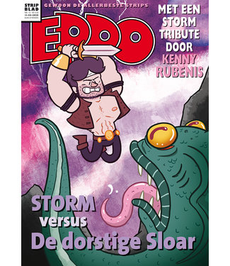 Eppo Stripblad 2020 - Eppo 12