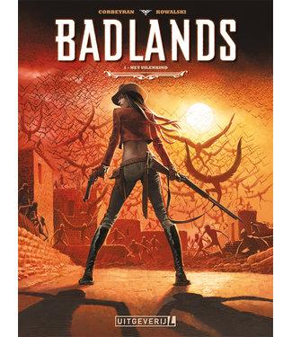 Badlands 01 - Het Uilenkind