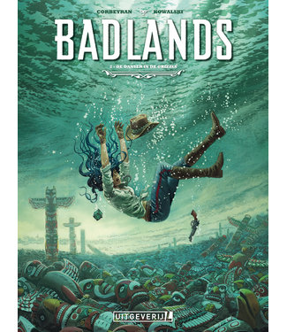 Badlands 02 - De danser in de grizzly