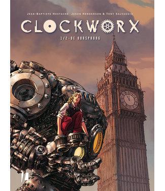 Clockworx 01 - De oorsprong