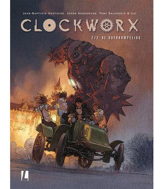Clockworx 02 - De overrompeling