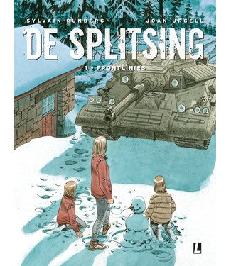 De Splitsing 01 - Frontlinies