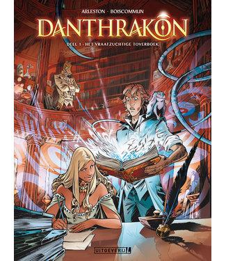 Danthrakon 01 - Het vraatzuchtige toverboek