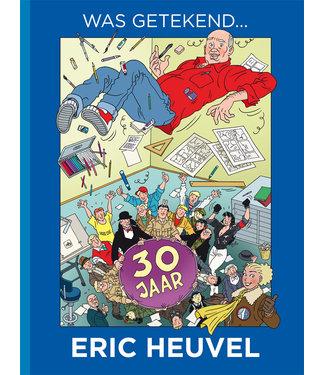 Was getekend... Eric Heuvel