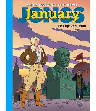 January Jones 07 - Het lijk van Lenin - Collectors editie