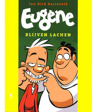 Eugène 05 - Blijven lachen