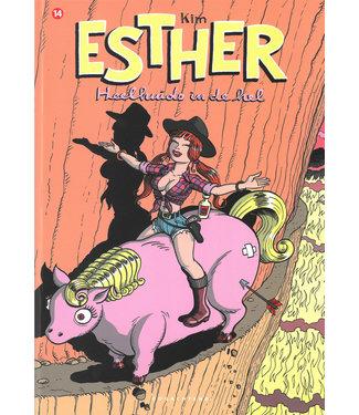 Esther Verkest 14 - Heelhuids in de hel