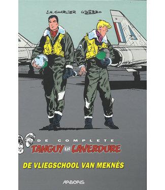 Tanguy en Laverdure Integraal 01 - De vliegschool van meknes