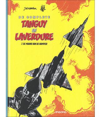 Tanguy en Laverdure Integraal 07 - De maand van de vampier