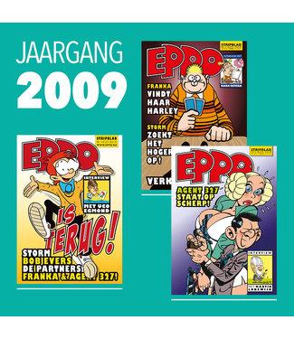 Eppo Stripblad - Jaargang 2009