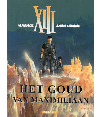 XIII 17 - Het goud van maximiliaan