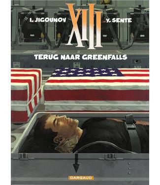XIII 22 - Terug naar greenfalls