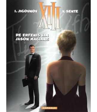 XIII 24 - De erfenis van Jason Maclane