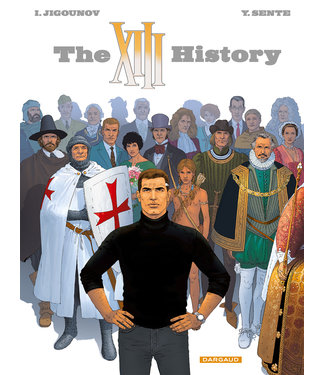 XIII 25 - The XIII History