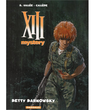 XIII Mystery 07 - Betty Barnowsky
