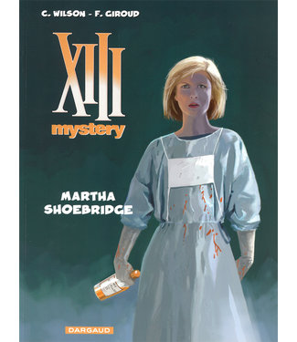 XIII Mystery 08 - Martha Shoebridge