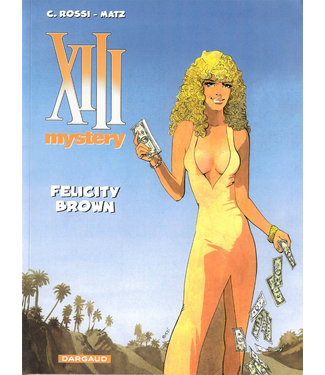 XIII Mystery 09 - Felicity Brown
