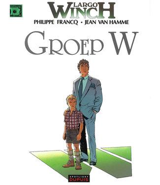 Largo Winch 02 - Groep W