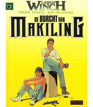 Largo Winch 07 - De burcht van Makiling