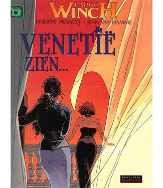 Largo Winch 09 - Venetie zien...
