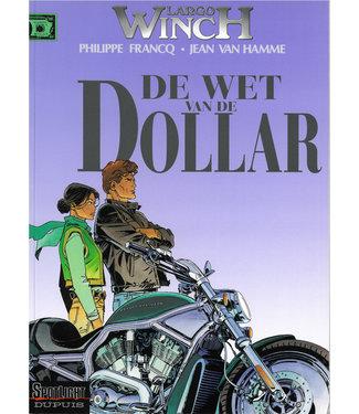 Largo Winch 14 - De wet van de dollar
