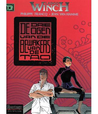 Largo Winch 15 - De drie ogen van de bewakers van de Tao
