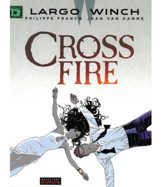 Largo Winch 19 - Crossfire