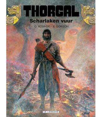Thorgal  35 - Scharlaken vuur