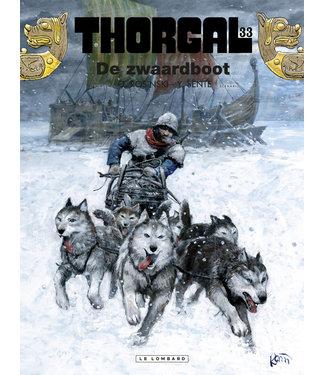 Thorgal  33 - De zwaardboot