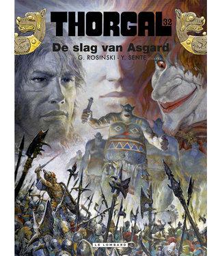 Thorgal  32 - De slag van Asgrad